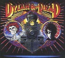 BOB DYLAN : DYLAN & THE DEAD (CD) sealed