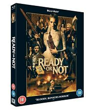 Ready Or Not [Blu-ray]