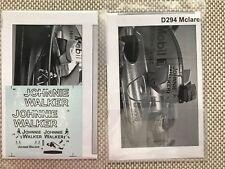 JOHNNIE WALKER DECAL FOR 1/18 SCALE MCLAREN F1 DIE CAST
