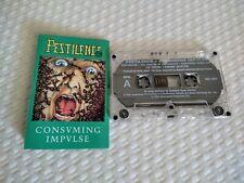 "PESTILENCE ""Consuming Impulse"" 1989 R/C.   ASPHYX"