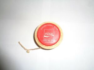 Coca-Cola Special Spin Yo-Yo Genuine Russell Philippines - N.O.S.