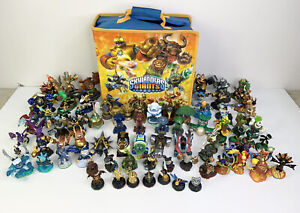 HUGE Skylanders Giants Figures Lot (79 Pieces) w/ Carrying Case