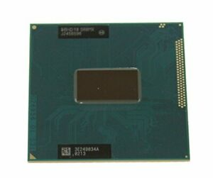 Intel Core i5-3320M SR0MX 2.6GHz 3MB Dual-Core CPU Processor Socket G2 988-pin