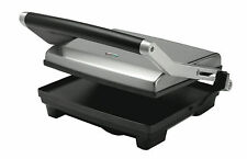 Sandwich Press Breville Grill Maker 4 Slice Press Toast Snack Bread Non Stick