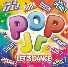 POP JR - LET'S DANCE - VARIOUS ARTISTS (NEW 2CD )