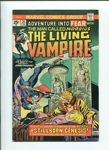 Adventure Into Fear #26 - Morbius - MVS In Tact!