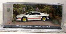 Eon 1/43 Scale - James Bond 007 Lotus Esprit Turbo Eyes Only Diecast model car