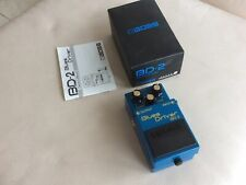 boss guitar pedal Blues BD2 Used,very Good Condition