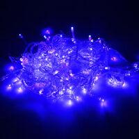 100/200/300/600 LED Fairy Lights Indoor/Outdoor String Lighting Xmas Christmas