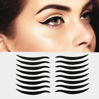 48Pcs Eyeliner Sticker Aufkleber Augen Tattoo Schminken Kosmetik Schönheit Mode