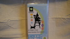 Cricut Cartridge - A CHILD'S YEAR - Complete - BRAND NEW!  Never Opened RARE