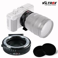 Viltrox Focal Reducer Speed Booster Adapter Turbo For Nikon Lens to M4/3 Camera
