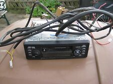 VDO CR231 Radio/Cassette Player With Manual & Wiring - Fits DAIHATSU HIJET