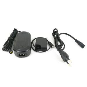 AC Power Adapter + W126 Dummy Battery Coupler for Fujifilm AC-V9 CP-W126 W126S
