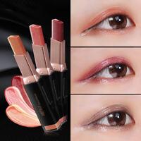 Gradient Color Eyeshadow Stick Shimmer Eye Shadow Cream Pen Eye Cosmetic Makeup