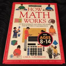 HOW MATH WORKS 100 Family Activities Homeschool Grades 3 - 9 Mathematics