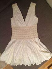 Monsoon Cotton Sleeveless Skater Dresses for Women
