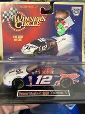Jeremy Mayfield Mobile 1 Ford Taurus #12 NASCAR 1/43 Scale 1998 Winners Circle