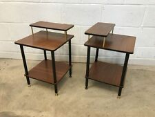 Teak Vintage/Retro Bedside Tables & Cabinets with Shelves