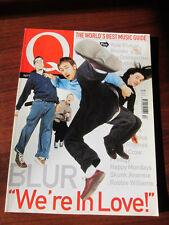 Q 151 Blur Prodigy Cranberries Blondie Robbie Williams Sheryl Crow