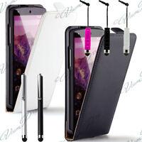 Accessoire Housse Coque Etui Support Rabat Clapet Cuir Veritable LG Nexus 5 E980
