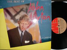 John Leyton - The Best of, Vinyl, England '61, vg+
