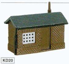 Charbon bureau - Kestrel Design gmkd20 - N bâtiment lot plastique - F1