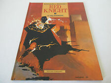 BD RED KNIGHT 1 LA SALAMANDRE - Marvano Grossey EDITIONS STANDAARD