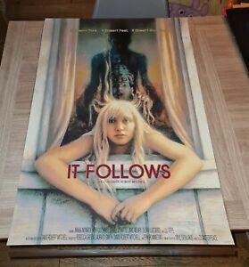It Follows - Limited Edition Screen Print by Matthew Peak nt Mondo