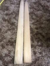 2 Vintage Female Mink Basswood Board stretcher Trap trapping Fur Handling Dry