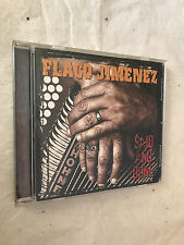 FLACO JIMENEZ CD SAID AND DONE BARB WIRE/VIRGIN 1998 TEX-MEX