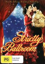 Strictly Ballroom  - DVD - NEW Region 4