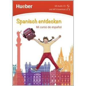 Spanisch lernen für Kinder ab 7 Jahre - Mi curso de español - Buch + Audio-CD