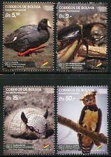 Bolivien Bolivia 2015 Harpyie Gürteltier Käfer Wasservogel Greifvogel 1987-1990