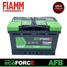 BATTERIA AUTO FIAMM TR680 ECO-FORCE START & STOP 70 AH 680 A