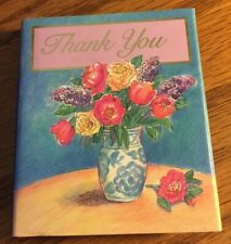 "Thank You Minibook 2.5"" x 3"" Heartland Samplers"