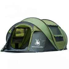 Automatic Large Tent Throw Outdoor Tents Throwing Pop Up Waterproof Camping