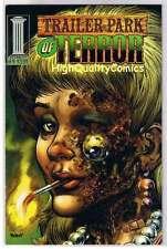 TRAILER PARK OF TERROR #4, VF+, Zombies, Eyeball, Horror, more TPOT in store