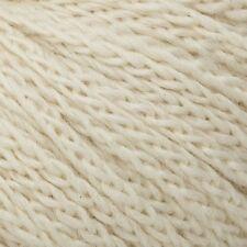 100g Hanks - Cascade Eco Cloud - Undyed Merino/Alpaca - Cream #1801 - $21.95