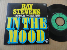"DISQUE 45T DE RAY STEVENS  "" IN THE MOOD """