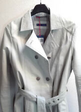 TRUSSARDI LEATHER JACKET TRENCH COAT NWT WAS 550 $ NWT