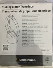 HUMMINBIRD TROLLING MOTOR TRANSDUCER XTM 9 20 T 710160-1 20 FT CABLE-SHIP N 24HR