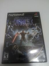 Star Wars Unleashed PS2 Playstation 2