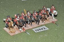 25mm marlburian / french - cavalry 8 cavalry - cav (14402)
