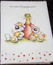 Engagement Card by Simply Concepts. 17 available - Multi Listing.