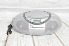 Sony Cd Cassette Am Fm Radio Boombox Cfd-S350 with Mega Bass 100% Functional