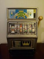 Vintage Waco Casino Crown Slot Machine Japan Excellent Cond Tested Works Toy