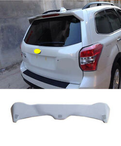 Factory Style Spoiler Wing ABS for 2013-2018 UP Subaru Forester Spoilers