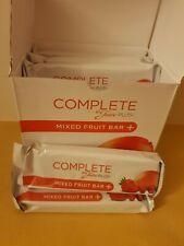 5x Juice Plus Complete Barre Di Frutta Mista NUOVO e sigillato in data