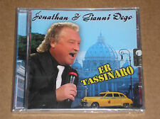 JONATHAN & GIANNI DAGO - ER TASSINARO - CD SIGILLATO (SEALED)